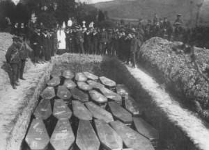 Lusitania-burial