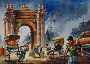 rickshaw_pullers_in_the_city
