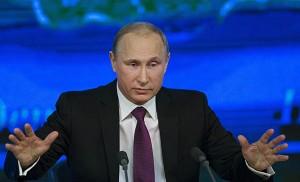 Putin Satellite