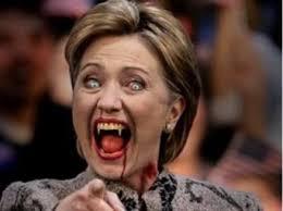 hillary vampire