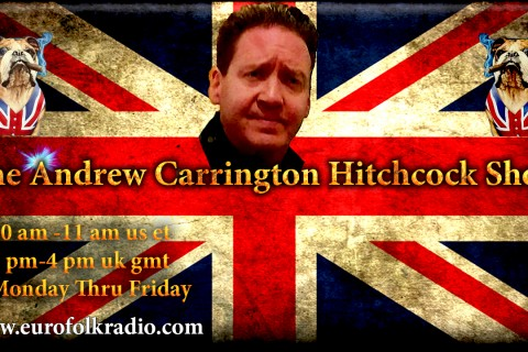 Coming Up On The Andrew Carrington Hitchcock Show Monday September 26 To Friday September 30 – Thomas Goodrich / Stephen Mitford Goodson / Pastor Bob Jones / Mike Walsh-McLaughlin / Brian Ruhe