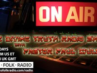 On Thursday's Divine Truth Radio Show