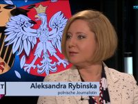 Polish Woman, Mrs. Rybinska,  Stands Up for the Right of Poland to Reject Immigration Invasion