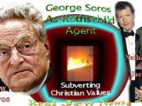 Hellary's Backers: Rothschilds, Rockefellers, Soros