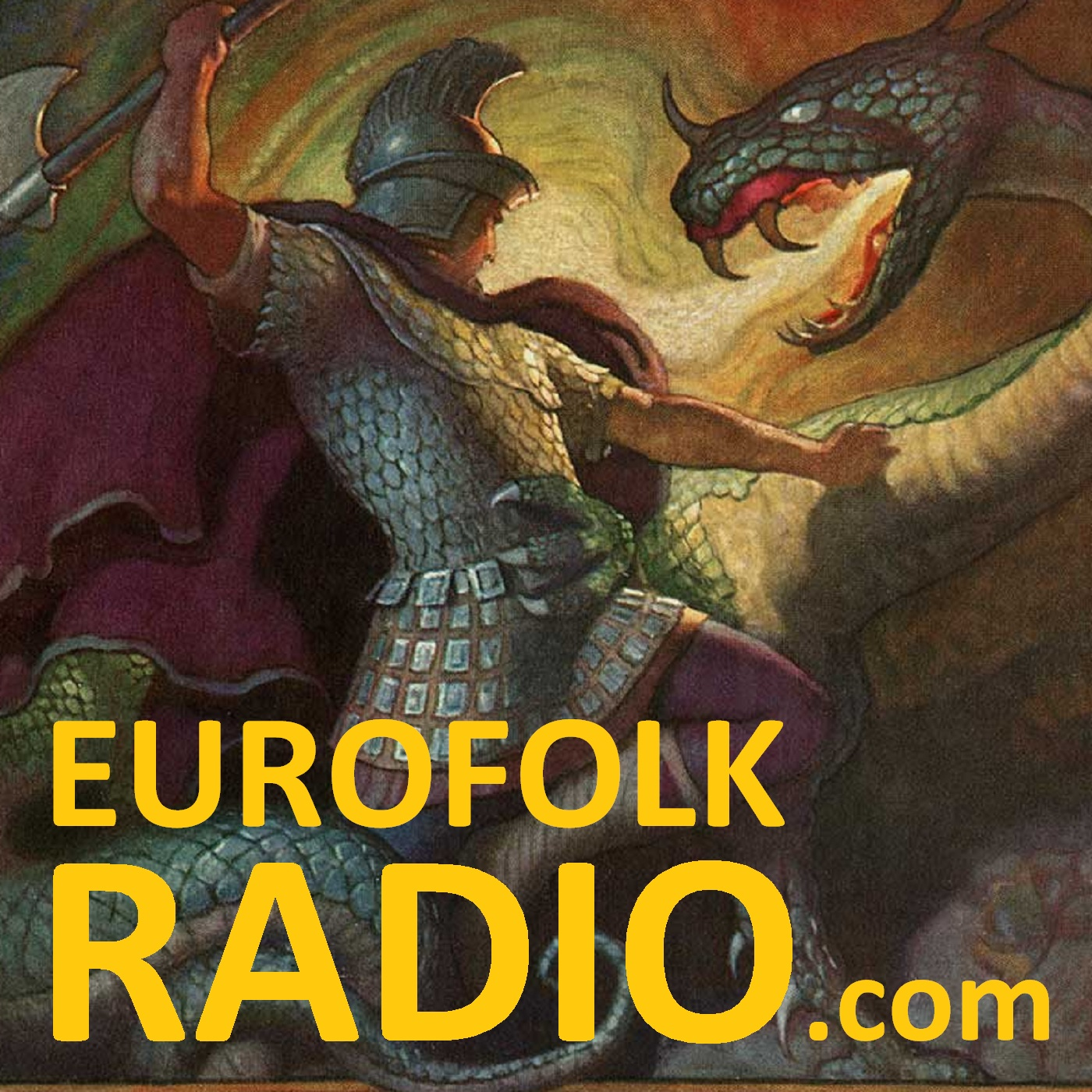 The Andrew Carrington Hitchcock Show (635) Paul English – The Invasion Of Europe Continues At Breakneck Speed