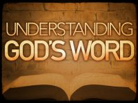 THE KEYS TO UNDERSTANDING THE HOLY SCRIPTURES
