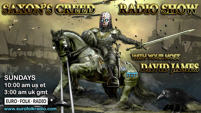 SAXON'S CREED 180805 THE LET'S TALK AGAIN