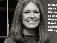Gloria Steinem Is a CIA Asset: The Feminist/Judeo-Capitalist Conspiracy