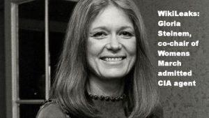 Gloria Steinem: Jewish Corporate Puppeteer of the Feminist Movement