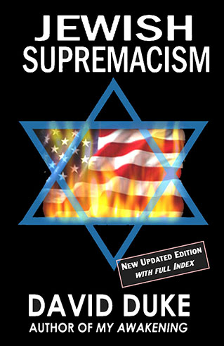 The Andrew Carrington Hitchcock Show (574) Dr. David Duke – Jewish Supremacism