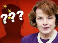 Feinstein Colludes With Communist  China