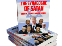 "Andrew Carrington Hitchcock's, ""The Synagogue Of Satan – Updated, Expanded, And Uncensored,"" BACK IN PRINT"