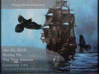 Mutiny On The New Atlantis – Blackbird9