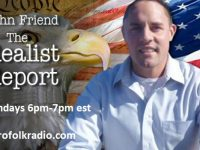 Meet John Friend, EFR's Newest Show Host