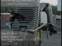 Blackbird9 – Golden Templars From Hidden Hands