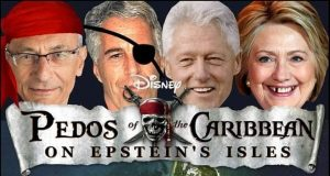 Jeffrey Epstein and a Host of Jewish Pedophiles Exposed as Child Molesters