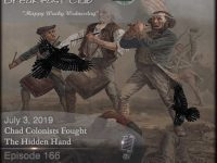 Blackbird9 – (166) Chad Colonists Fought The Hidden Hand
