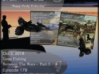 Blackbird9 – (179) Gone Fishing Between The Wars Part 3