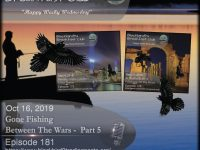 Blackbird9 – (181) Gone Fishing Between The Wars Part 5