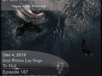 Blackbird9 – (187) Iron Wolves Lay Siege To Hell