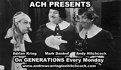 ACH (1176) Dr. Adrian Krieg And Mark Dankof – Generations With Adrian, Mark, And Andy #32 – You Don't Know Where It All Begins And Where It Ends…