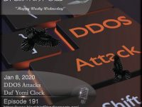 Blackbird9 – (191) DDOS Attacks Daf Yomi Clock