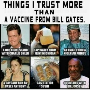 Bill Gates and Genocide by Vaccination