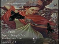 Blackbird9 – (214) Repent Harlequin Said The Backbeat Band