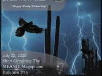 Blackbird9 – (215) Short Circuiting The MEANIE Megaphone