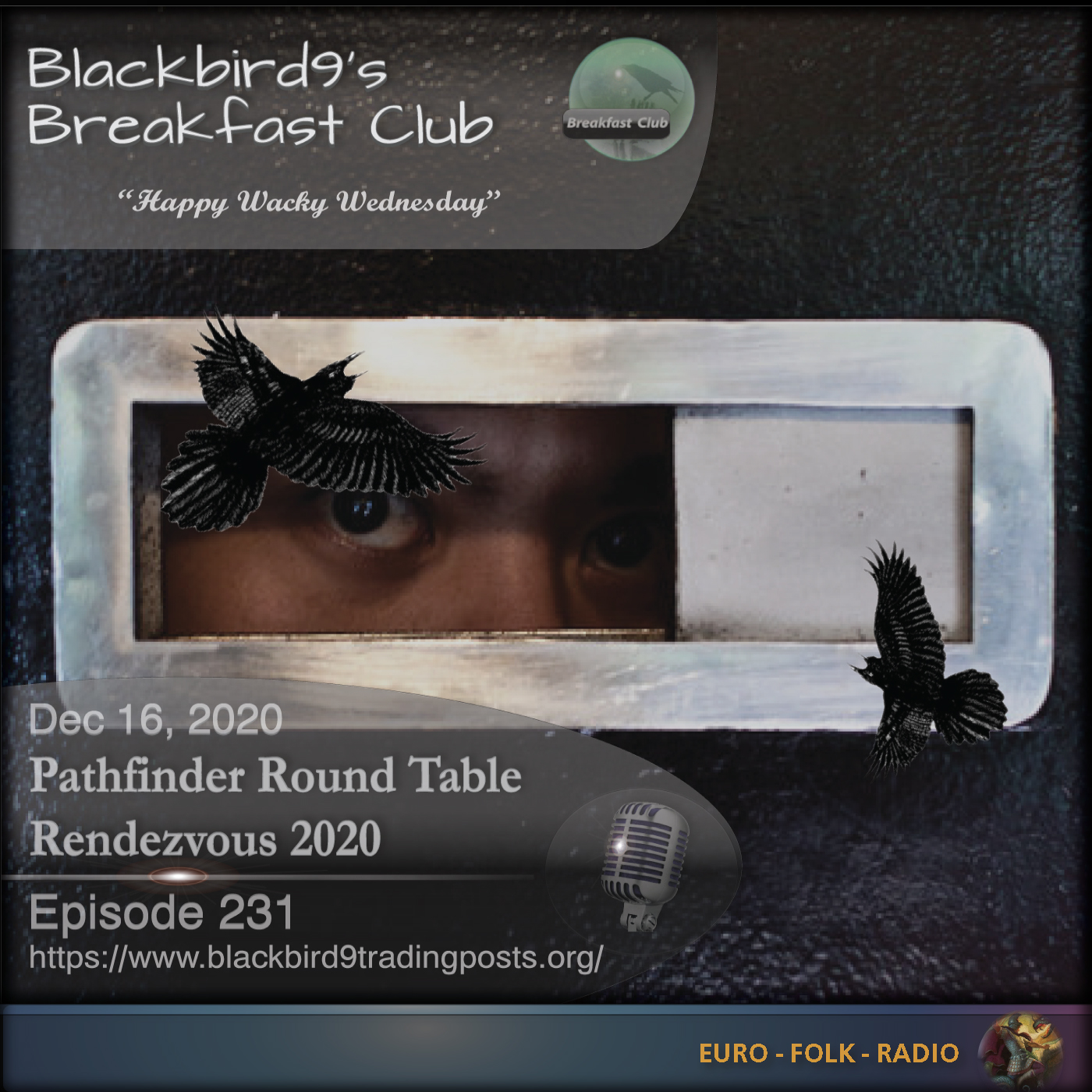 Blackbird9 – (231) Pathfinder Round Table Rendezvous 2020