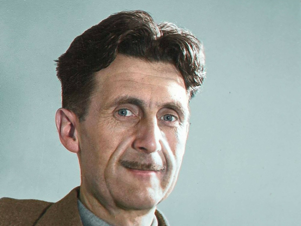 ACH (1496) Paul English – The Limeys #19 – George Orwell's Nine Books And Other Stories
